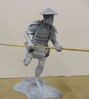 JH-04A Ashigaru 13-14th Century Japanese Foot Solider Conversion